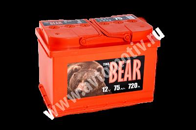 Автомобильный аккумулятор Tyumen BatBear 75.1 фото 401x267