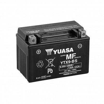 Мото YUASA MF YTX9-BS (CP) фото 401x401