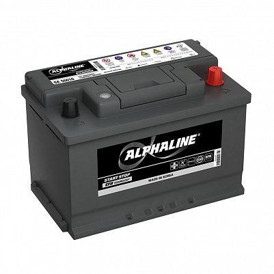Автомобильный аккумулятор AlphaLine EFB 70 Ач (SE 57010) L3 фото 401x401