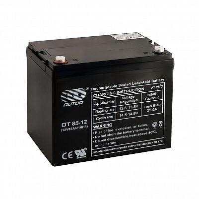 Аккумулятор OUTDO VRLA 12v  85Ah (OT85-12) фото 401x401