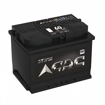 Автомобильный аккумулятор AC/DC Hybrid (Тюмень) 60.0 фото 401x401