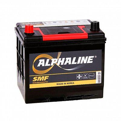 Автомобильный аккумулятор AlphaLine Standard 65 Ач (MF75D23L) фото 401x401