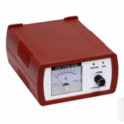 "Зарядное устройство ""Катунь-506"" 12V-6A фото 401x401"