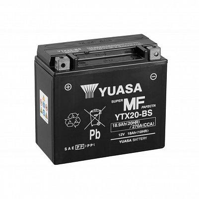 Мото YUASA MF YTX20-BS (CP) фото 401x401