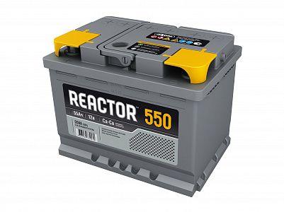Автомобильный аккумулятор Reactor 55.0 фото 401x300