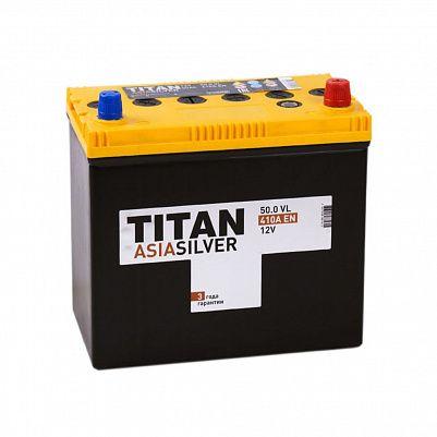 Автомобильный аккумулятор Titan AsiaSilver 50 (65B24L) фото 401x401