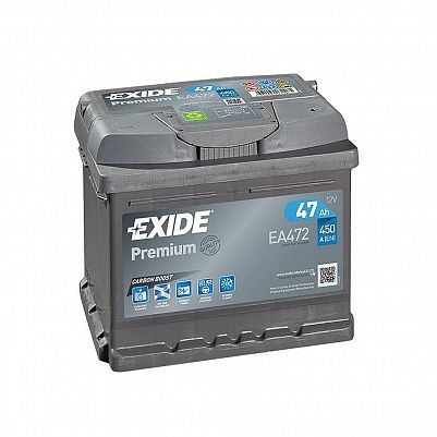 Exide Premium 47.0 (EA472) фото 401x401