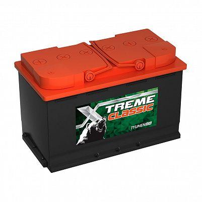 Автомобильный аккумулятор X-treme CLASSIC (Тюмень) 90.1 фото 401x401
