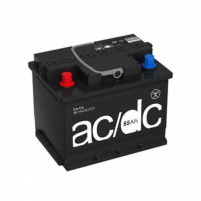 Автомобильный аккумулятор AC/DC 55.1 фото 401x401