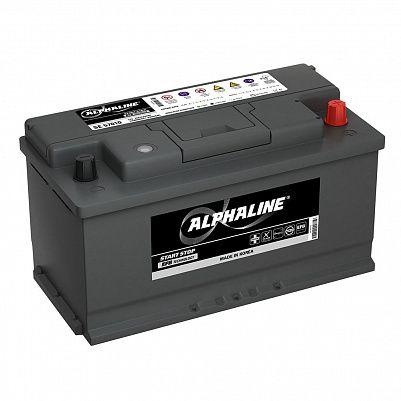 Автомобильный аккумулятор AlphaLINE EFB 95.0 L5 (SE 59510) фото 401x401