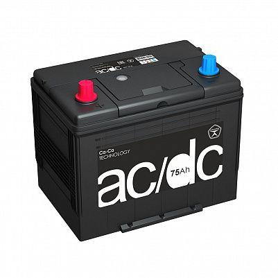 Автомобильный аккумулятор AC/DC 85D26R (75) фото 401x401