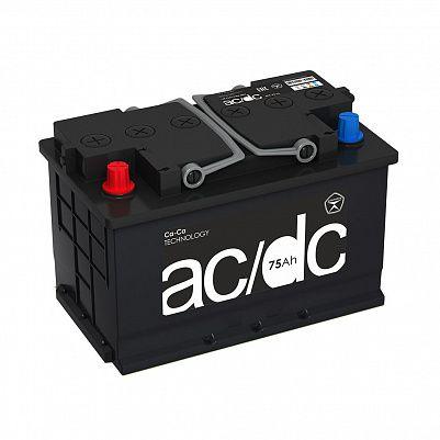 Автомобильный аккумулятор AC/DC 75.1 фото 401x401