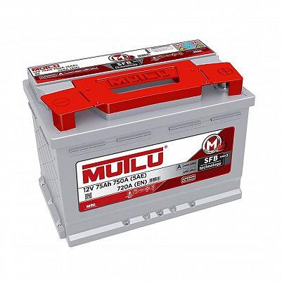 Автомобильный аккумулятор Mutlu 75.0 LB3 фото 401x401