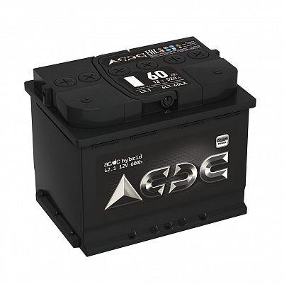 Автомобильный аккумулятор AC/DC Hybrid (Тюмень) 60.1 фото 401x401