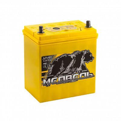 Автомобильный аккумулятор Тюменский Медведь VLA  50В19L (44) фото 401x401