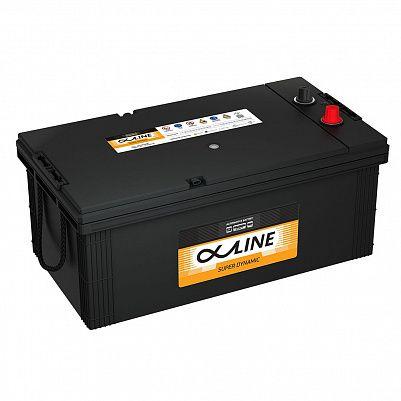 Аккумулятор для грузовиков AlphaLINE 245H52R (220) евро фото 401x401