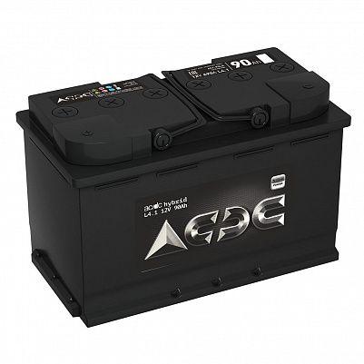 Автомобильный аккумулятор AC/DC Hybrid (Тюмень) 90.1 фото 401x401