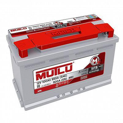 Автомобильный аккумулятор Mutlu 100.0 L5 фото 401x401
