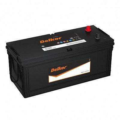 Аккумулятор для грузовиков DELKOR 200.4 (4D-1100L) фото 401x401
