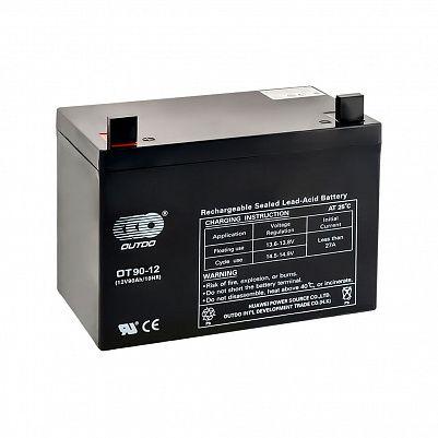 Аккумулятор OUTDO VRLA 12v  90Ah (OT90-12) фото 401x401