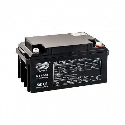 Аккумулятор OUTDO VRLA 12v  65Ah (OT65-12) фото 401x401