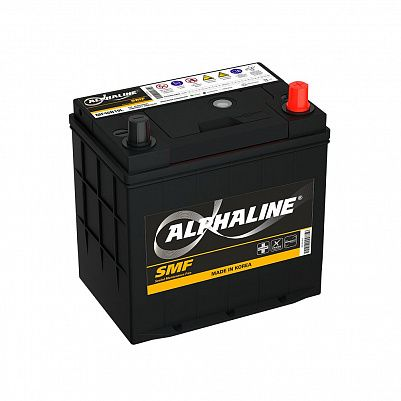 Автомобильный аккумулятор AlphaLINE STANDARD 46B19L (44) фото 401x401