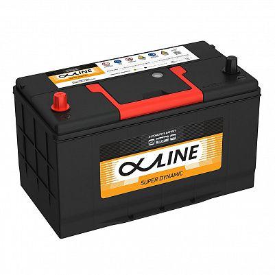 Автомобильный аккумулятор AlphaLINE SD 125D33R (115) фото 401x401