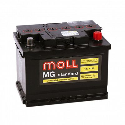 MOLL MG Standart 62.0 (SR) фото 401x401