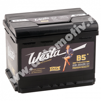 WESTA Pretty Powerful 60.1 пр
