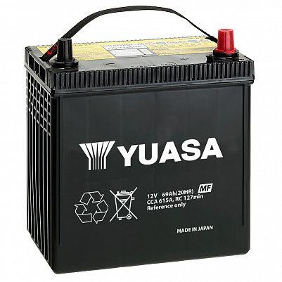 Автомобильный аккумулятор YUASA MF Black Edition 85D26L (69) фото 401x401
