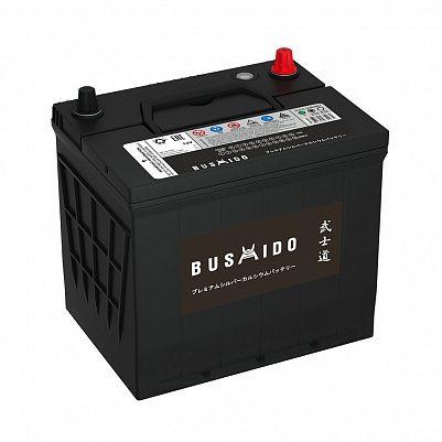 Автомобильный аккумулятор BUSHIDO 85D23R (70) фото 401x401