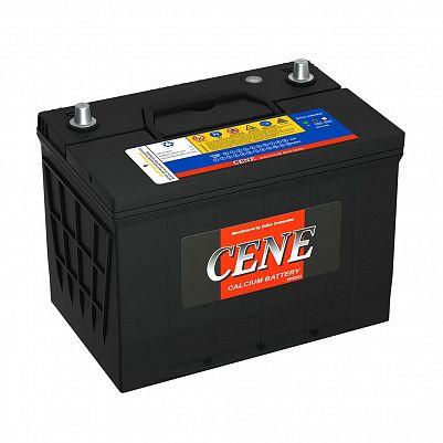 Автомобильный аккумулятор CENE 90D26R 80 Ач 680А Прямая полярность (260х175х220) фото 401x401