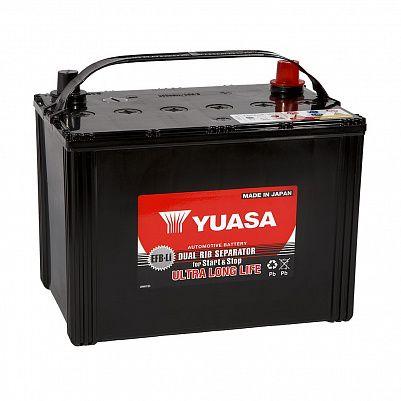 Автомобильный аккумулятор YUASA EFB 110D26R (74) фото 401x401