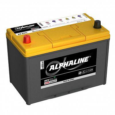 Автомобильный аккумулятор AlphaLINE AGM AX D31R (90) фото 401x401