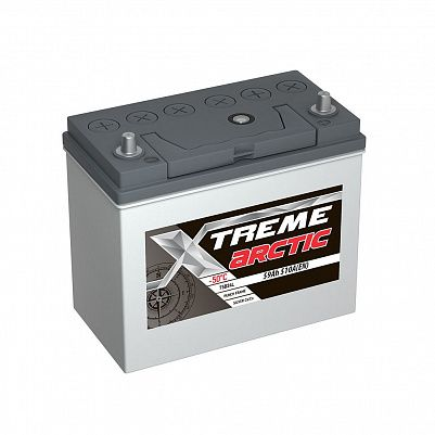 Автомобильный аккумулятор X-treme Arctic  75B24L (59) фото 401x401