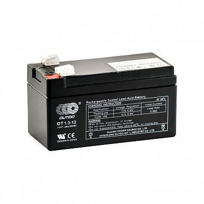 Аккумулятор OUTDO VRLA 12v  1.3Ah (OT1.3-12) фото 401x401