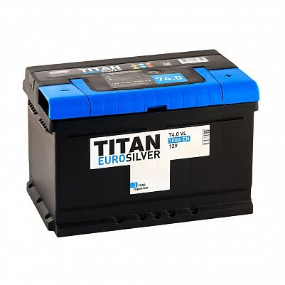 Titan EUROSILVER 74.0 фото 401x401