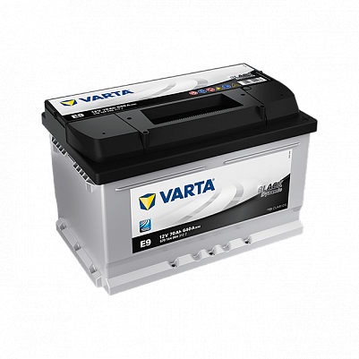 Varta E9 Black Dynamic (570 144 064) 70Ah фото 401x401