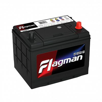 Автомобильный аккумулятор Flagman 85D23L (70) фото 401x401