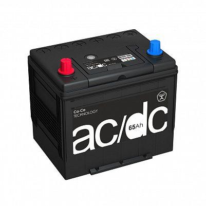 Автомобильный аккумулятор AC/DC 75D23R (65) фото 401x401