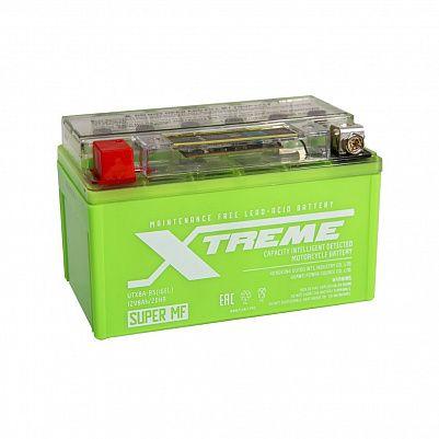 Мото аккумулятор Xtreme UTX8A(YTX7A)-BS iGEL (8Ah) фото 401x401