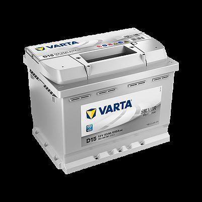Varta D15 Silver Dynamic 63Ah 610A (563 400 061) фото 401x401