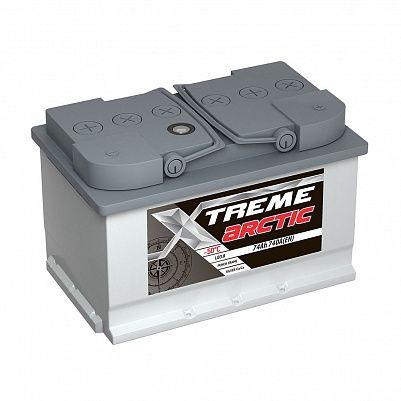 Автомобильный аккумулятор X-treme Arctic 74.0 фото 401x401