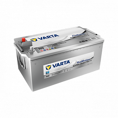 Varta Promotive N9 Super Heavy Duty (725 103 115) 225Ah евро фото 401x401