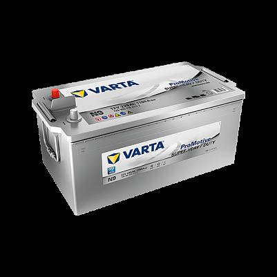 Varta Promotive N9 Super Heavy Duty (725 103 115) 225Ah евро фото 401x401