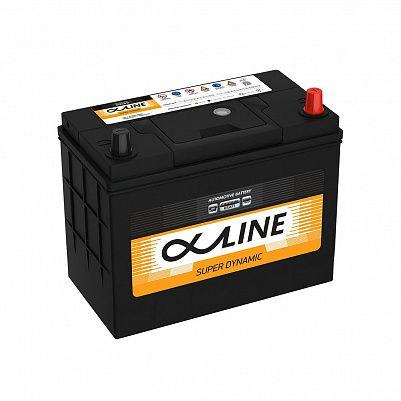 Автомобильный аккумулятор AlphaLine Super Dynamic 55 Ач (MF70B24LS) фото 401x401