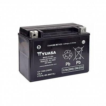 Мото YUASA MF YTX15L-BS (CP) фото 401x401