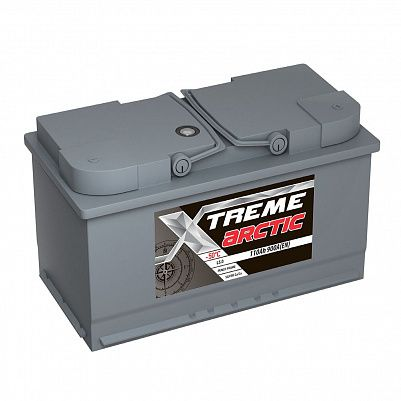 Автомобильный аккумулятор X-treme Arctic 110.0 фото 401x401