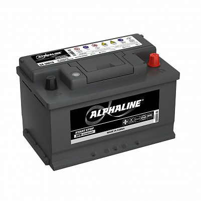 Автомобильный аккумулятор AlphaLine EFB 65 Ач (SE 56510) LB3 фото 401x401