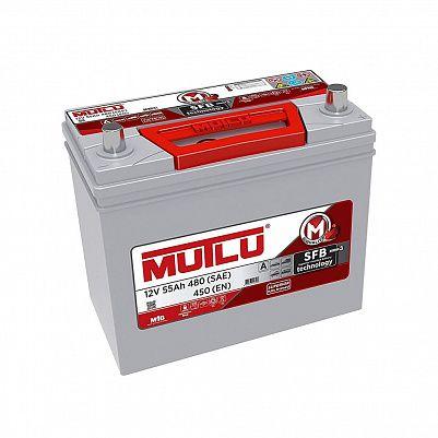 Автомобильный аккумулятор Mutlu SFB 3 (B24.55.045.F) 65B24R 55 Ah фото 401x401